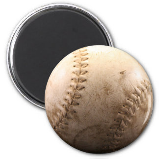 Softball Refrigerator Magnet
