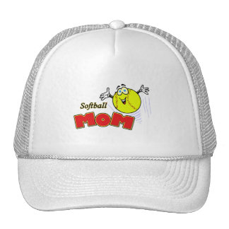 Softball Mom II Cap