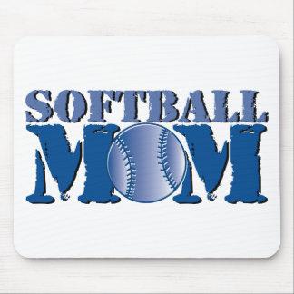 Softball Mom Mousepads