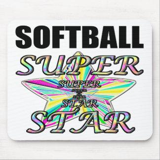 softball mousepads