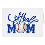Softball Mum Cards