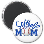 Softball Mum Magnets