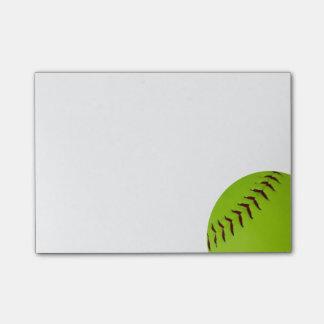 softball post it notes