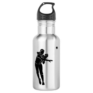 Softball Throw 532 Ml Water Bottle