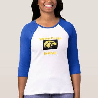 Softball, Valley Forge T-Shirt