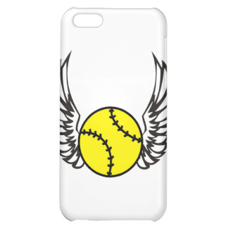 softball Wings iPhone 5C Covers
