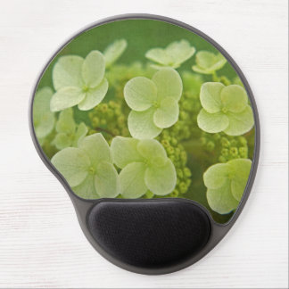 Softly Hydrangeas Gel Mousepad