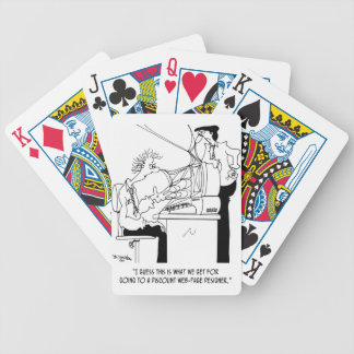 Software Cartoon 6821 Bicycle Playing Cards