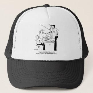 Software Cartoon 6821 Trucker Hat