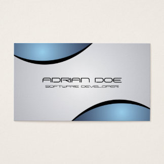 Software Developer - Business Cards