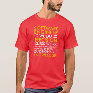 Software Engineer - NETWORK T-Shirt