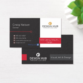Software Engineer professional business card