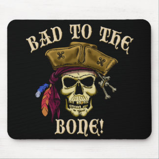 Software Pirate Mouse Pad