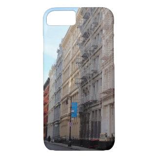 SoHo NYC Downtown Manhattan New York City Street iPhone 8/7 Case