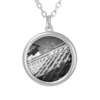 SOHO SILVER PLATED NECKLACE