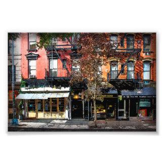 Soho Street Photo Print