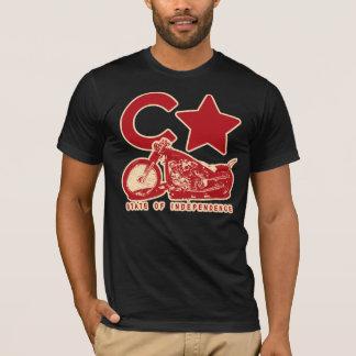 SOI (crisp red/cream) T-Shirt