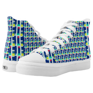 Soi Stride Printed Shoes