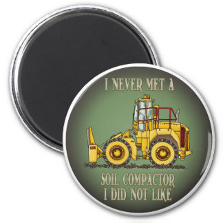 Soil Compactor Operator Quote Magnet