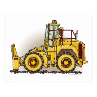 Soil Compactor Post Card