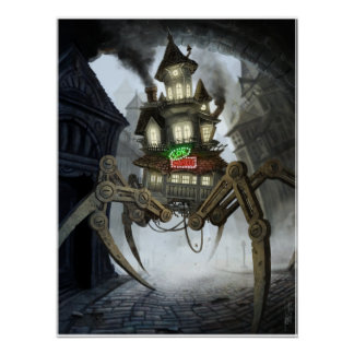 SOK Market: The Boogeyman's home Poster