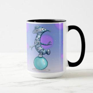 SOL ROBOT ALIEN Ringer Combo Mug