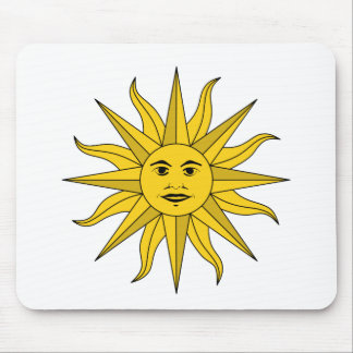 sol Uruguay Mouse Pad
