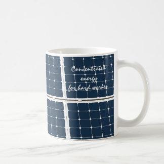 Solar Battery Panel Coffee Mug