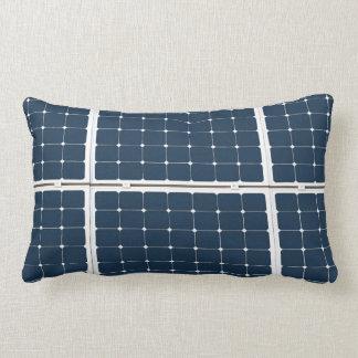 Solar Battery Panel Lumbar Pillow