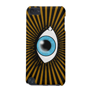 Solar Blue Eye iPod Touch 5G Case