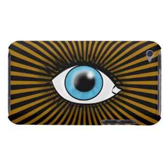 Solar Blue Eye iPod Touch Case-Mate Case