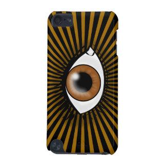 Solar Brown Eye iPod Touch 5G Case