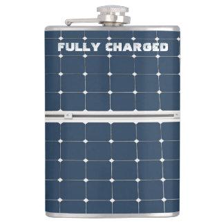 Solar Cell Panel Flasks
