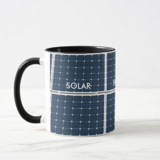 Solar Cell Panel Mug