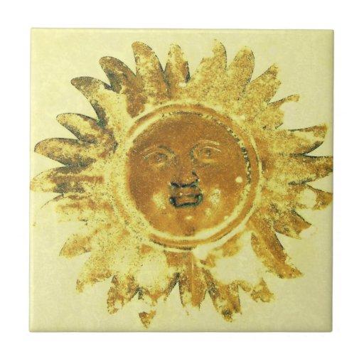 Solar Constant Ceramic Tile