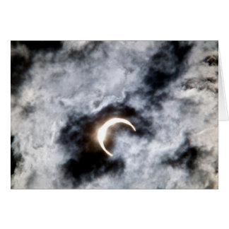 Solar Eclipse 2012 Card
