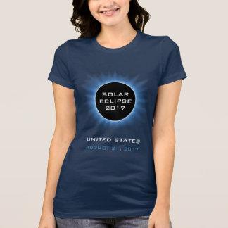 Solar Eclipse 2017 Dark T-Shirt