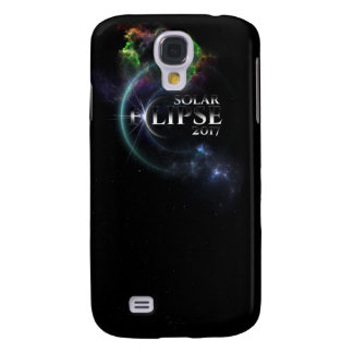 Solar Eclipse 2017 Galaxy S4 Case