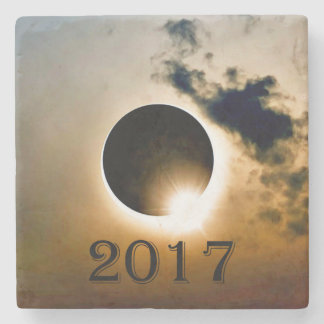 Solar Eclipse 2017, Marble Coasters