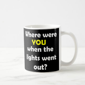 Solar Eclipse 2017 Mug Where Were You