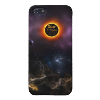 Solar Eclipse 2017 Nebula Bloom Case For The iPhone 5