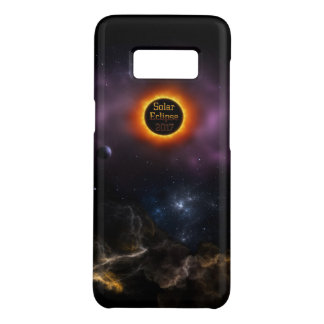 Solar Eclipse 2017 Nebula Bloom Case-Mate Samsung Galaxy S8 Case