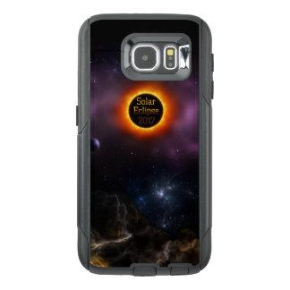 Solar Eclipse 2017 Nebula Bloom OtterBox Samsung Galaxy S6 Case