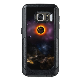 Solar Eclipse 2017 Nebula Bloom OtterBox Samsung Galaxy S7 Case
