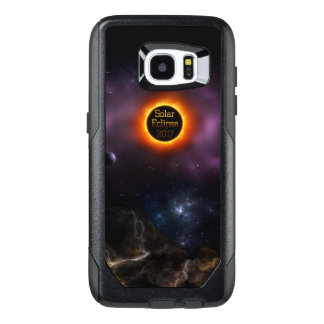 Solar Eclipse 2017 Nebula Bloom OtterBox Samsung Galaxy S7 Edge Case
