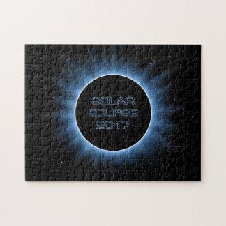 Solar Eclipse 2017 Puzzle