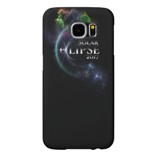 Solar Eclipse 2017 Samsung Galaxy S6 Cases