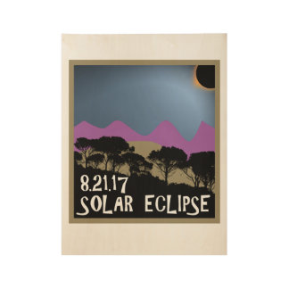 Solar Eclipse 8.21.17 Poster