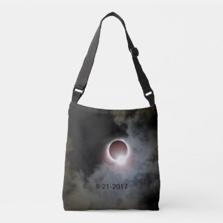 Solar Eclipse August 21st 2017 Crossbody Bag