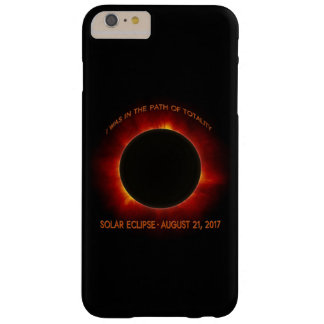 Solar Eclipse Barely There iPhone 6 Plus Case